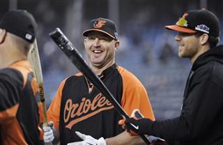 Jim Thome, Chris Davis