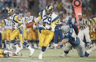 Eric Dickerson, Joe Nash