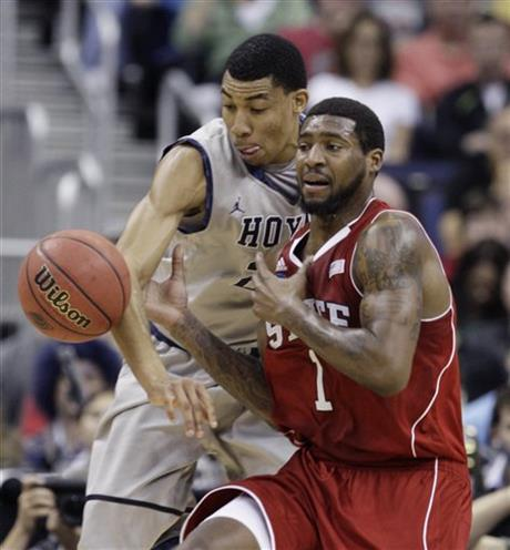 Richard Howell, Otto Porter