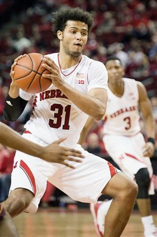 Nebraska Minnesota Basketball