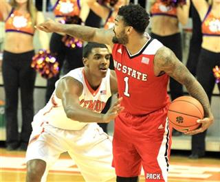 Trevor Lacey, Donte Grantham