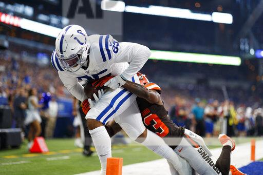 Browns Colts Football