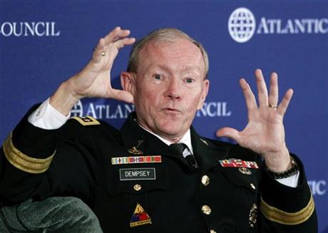 Martin Dempsey