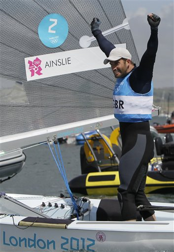 Ben Ainslie