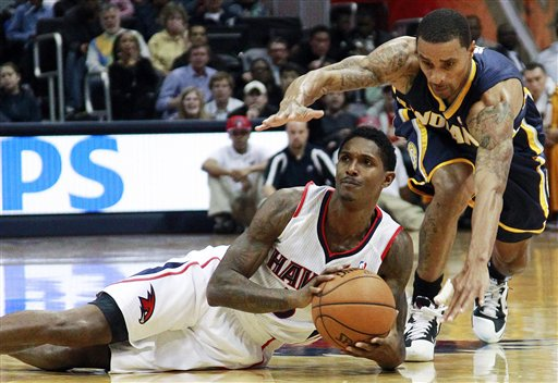 Louis Williams, George Hill