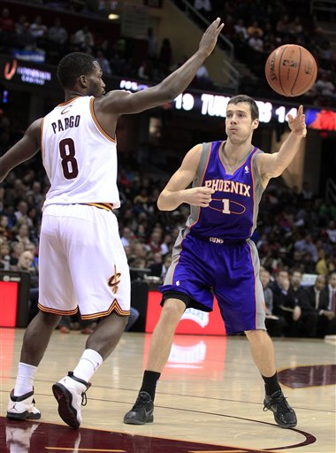 Goran Dragic, Jeremy Pargo