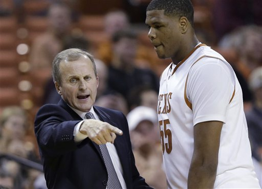 Rick Barnes, Cameron Ridley