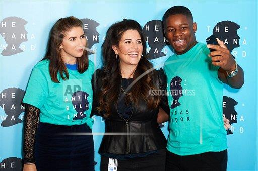 STRMX KGC-247/STAR MAX/IPx A ENT England United Kingdom IPX Monica Lewinsky at an Anti Bullying event