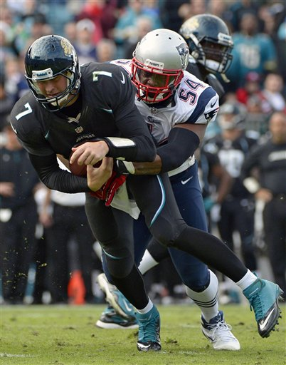 Chad Henne, Dont'a Hightower