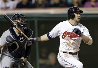 Jason Kipnis, Kelly Shoppach