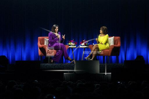 """""""Becoming: An Intimate Conversation with Michelle Obama"""" - Atlanta"""