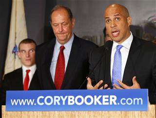 Cory Booker, Bill Bradley