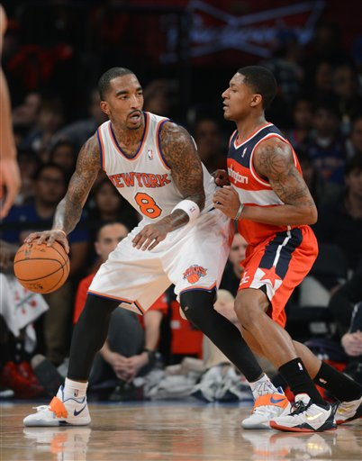 J.R. Smith, Bradley Beal