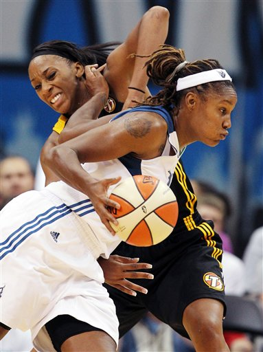 Rebekkah Brunson, Glory Johnson