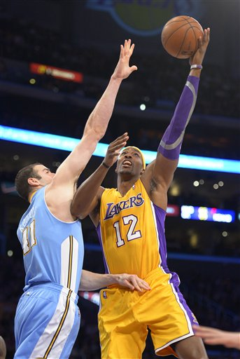 Dwight Howard, Kosta Koufos