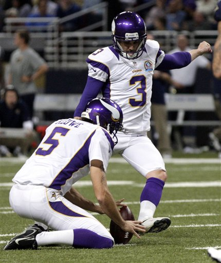 Chris Kluwe, Blair Walsh