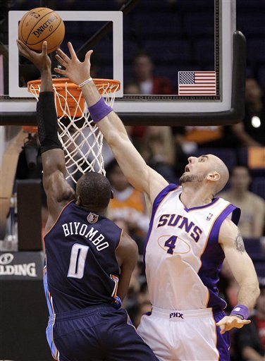 Bismack Biyombo, Marcin Gortat
