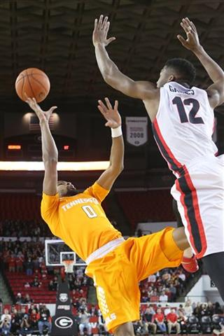 Tennessee Going Small Basketball