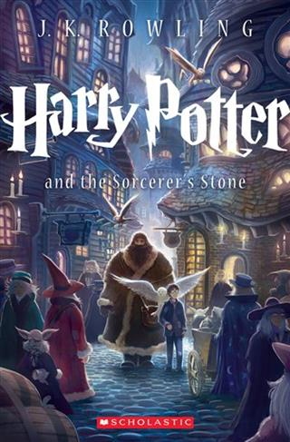 Books-Potter Covers