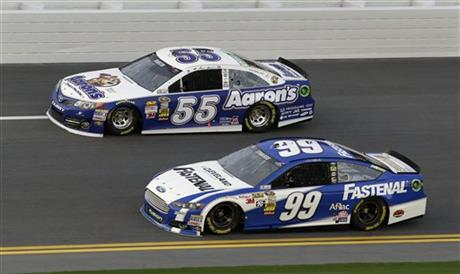 Carl Edwards, Mark Martin