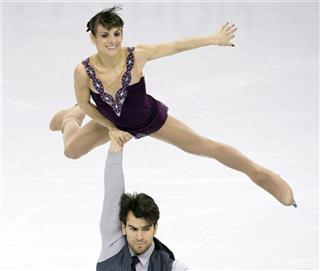 Meagan DUHAMEL; Eric RADFORD