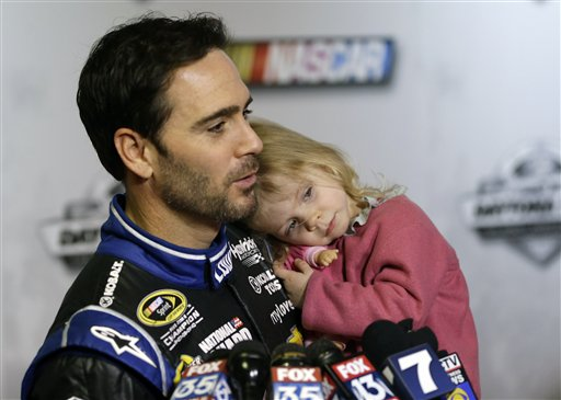 Jimmie Johnson, Genevieve Marie Johnson