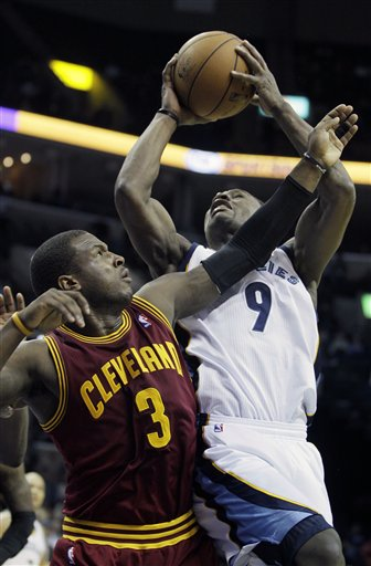 Tony Allen, Dion Waiters