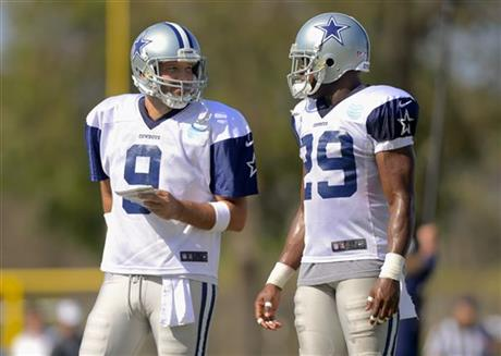 Tony Romo, DeMarco Murray
