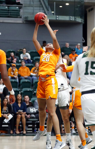 2019 NCAA Women's Basketball: Tennessee vs Portland State DEC 21