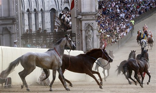 Italy Palio