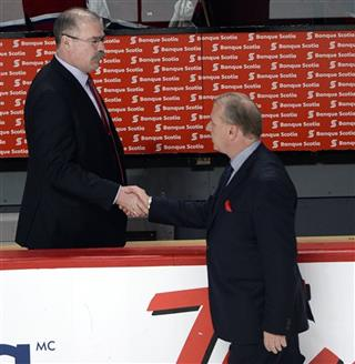 Paul Maclean; Michel Therrien