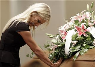 Mindy McCready Funeral