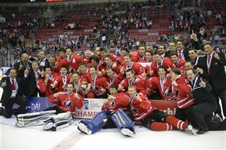 Russia Ice Hockey U18 Worlds