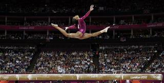 YE London Olympics Artistic Gymnastics Women