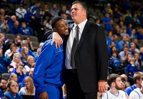 Greg McDermott Josh Jones