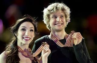 Charlie White; Meryl Davis