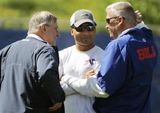 Terry Pegula, Doug Whaley, Rex Ryan