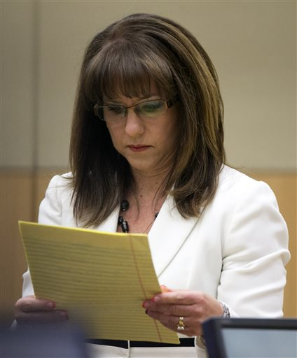 Arias defense tries to discredit state witness