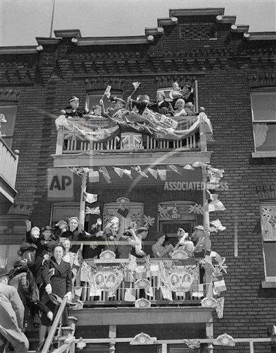 Watchf AP I   CAN APHS384836 King George VI in Canada 1939