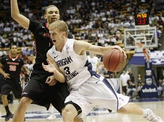 Cal St Northridge BYU Basketball