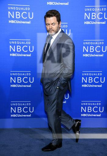 NBCUniversal Network 2017 Upfront Red Carpet