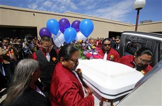 Navajo Girl Killed