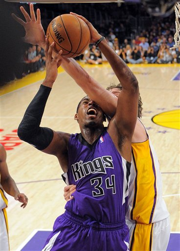 Jason Thompson, Pau Gasol