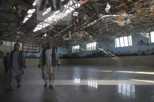 Afghanistan Wedding Hall Blast