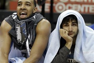 Derrick Williams, Ricky Rubio