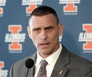 Illinois Weber Fired Basketball