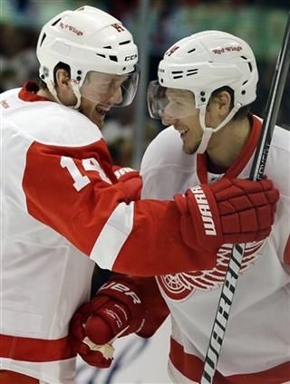 Damien Brunner, Gustav Nyquist
