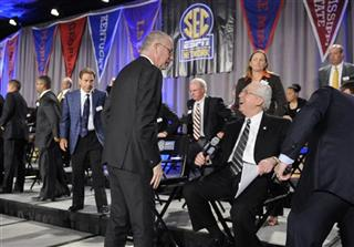 John Skipper, Mike Slive