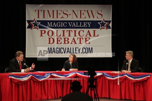 Idaho GOP Debate