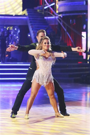 Derek Hough, Shawn Johnson